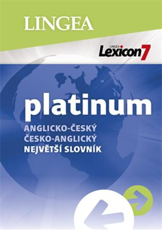 Lexicon 7 Anglický slovník Platinum