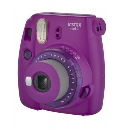 Fujifilm INSTAX MINI 9 - Clear Purple
