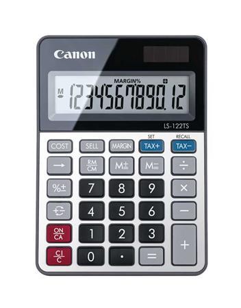 Canon CALCULATOR LS-122TS DBL EMEA