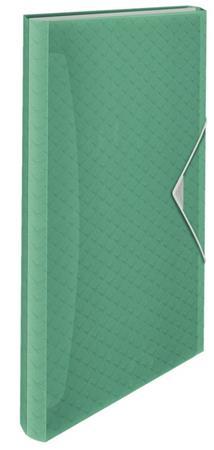 Aktovka na spisy Esselte Colour'Ice, zelená
