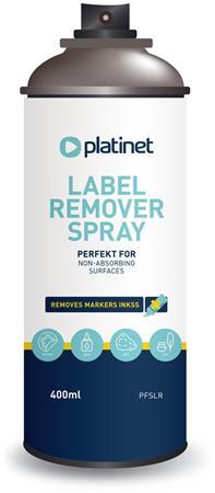 PLATINET odstraňovač etiket, 400 ml