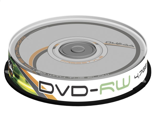 FREESTYLE DVD-RW 4,7GB 4X CAKE*10 [40151]