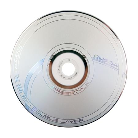 FREESTYLE DVD+R 8,5GB 8X DOUBLE LAYER CAKE*10 [40171]