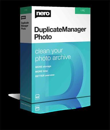 Nero DuplicateManager Photo - ESD