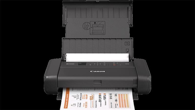 Canon PIXMA TR150 - A4/WiFi/USB-C/PictBridge bez baterie