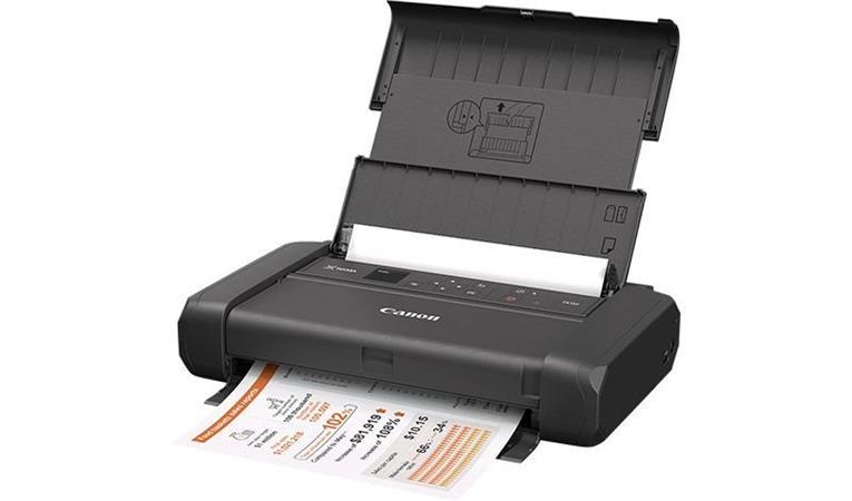 Canon PIXMA TR150 - A4/WiFi/USB-C/PictBridge s baterií