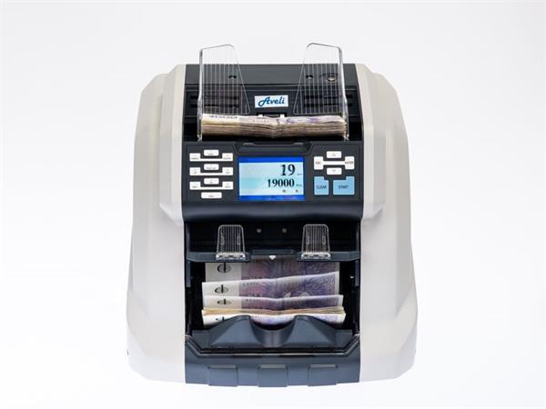AVELI Počítačka bankovek PROFI 60