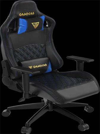 Gamdias Gaming Chair APHRODITE EF1 Black