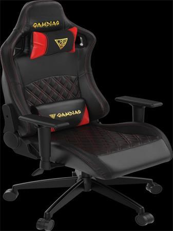 Gamdias Gaming Chair APHRODITE EF1 Black/Red