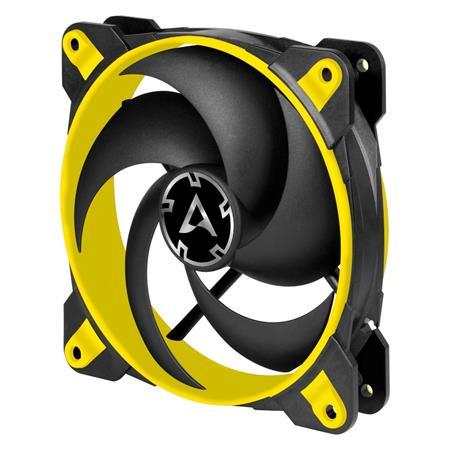 ARCTIC BioniX P120 PWM PST (Žlutý) 120x120x27 mm ventilátor, 2100 RPM, 4-pin