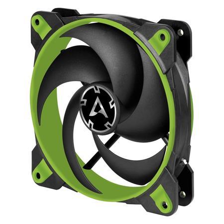 ARCTIC BioniX P120 PWM PST (Zelený) 120x120x27 mm ventilátor, 2100 RPM, 4-pin