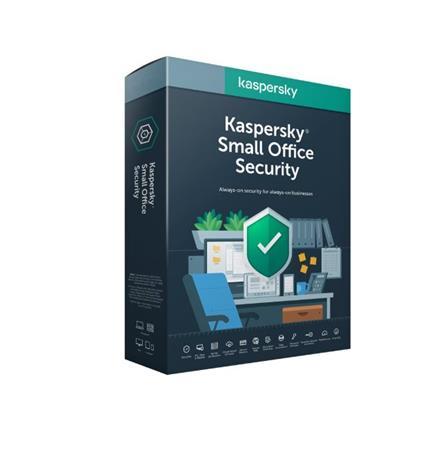 Kaspersky Small Office 15-19 licencí 2 roky Obnova