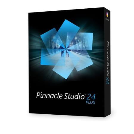 PinnacleStudio24PlusMLEU Upgrade