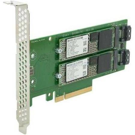 HPE DL325 G10+ LFF ODD SATA/M.2 Cbl Kit