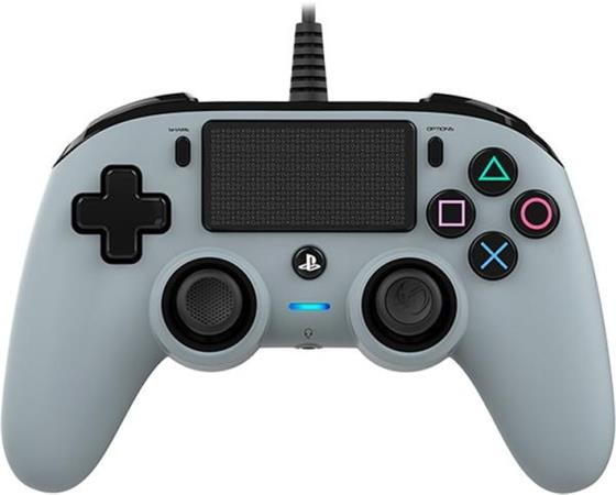 Nacon Wired Compact Controller - grey (PS4)