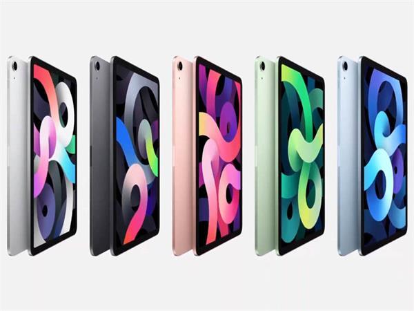 Apple iPad Air (2020) wi-fi + 4G 256GB zelený