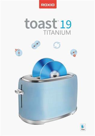 Roxio Toast Titanium 19 ML Minibox EU