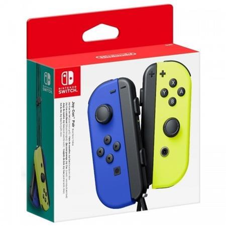 Nintendo Joy-Con Pair Blue & Neon Yellow