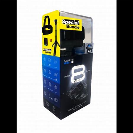 GoPro HERO8 Black - Special bundle