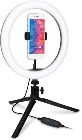 CONNECT IT Selfie10Ring kruhové LED světlo, malé