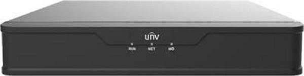 UNV NVR NVR301-04E2, 4 kanály, 1x HDD, easy