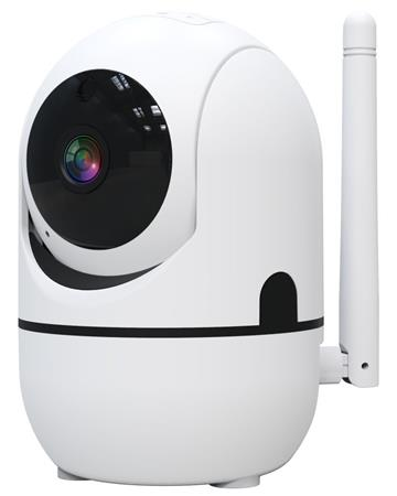 IMMAX NEO LITE SMART Security vnitřní kamera VALL-I, 360°, P/T, HD 2MP, 1080p, WiFi