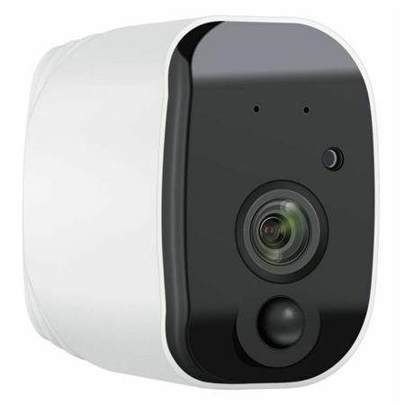 IMMAX NEO LITE SMART Security venkovní kamera na baterie, IP65, 110°, HD, 1080p, alarm, outdoor, WiFi
