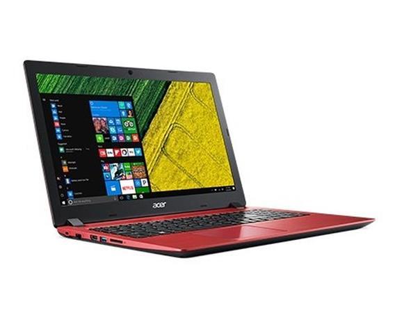 "Acer Aspire 3 (A315-34-P0ZH) Pentium N5030/8GB/256GB SSD/15.6"" FHD LED matný/BT/W10 Home/červená"