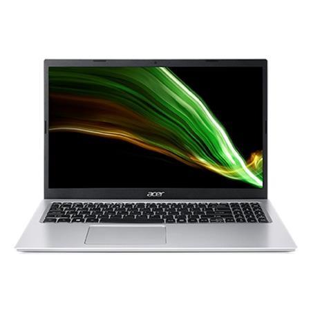 """Acer Aspire 3 (A315-58-32PF) i3-1115G/8GB/256GB SSD/15.6"""" FHD IPS/UHD Graphics/W10 Home/Stříbrná"""