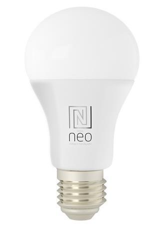 IMMAX NEO LITE SMART žárovka LED E27 9W RGB+CCT barevná a bílá, stmívatelná, WiFi