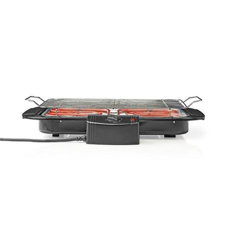 Nedis BBQE110BK - Elektrický Gril   2000 W