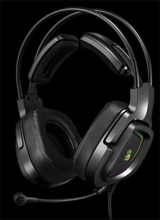 A4tech Bloody G575 herní sluchátka s mikrofonem, 7.1 Virtual, RGB podsvícení, USB