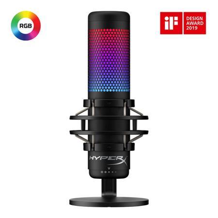 HyperX QuadCast S Standalone Microphone