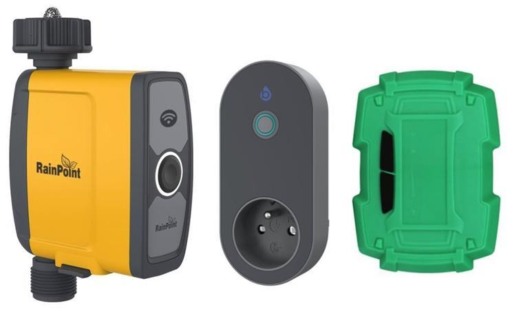 IMMAX NEO LITE SMART zavlažovací systém + čidlo půdní vlhkosti, WiFi
