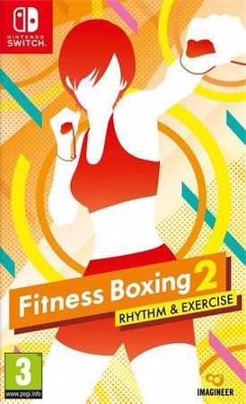 Nintendo SWITCH Fitness Boxing 2: Rhythm & Exersice