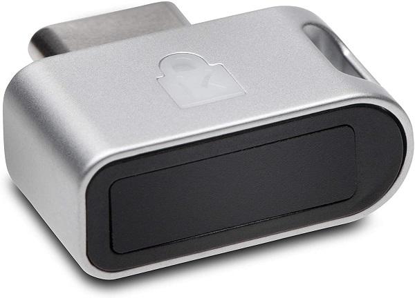 Kensington VeriMark™ Guard pro Windows, MacOS a ChromeOS, USB-C