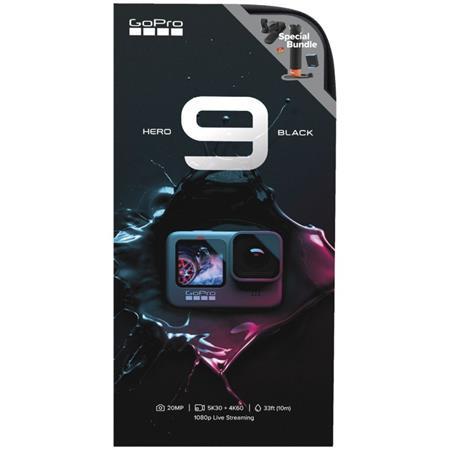 GoPro Hero 9 Black - Special Bundle