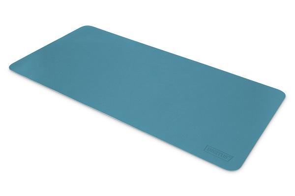 DIGITUS podložka na stůl / podložka pod myš (90 x 43 cm), modrá
