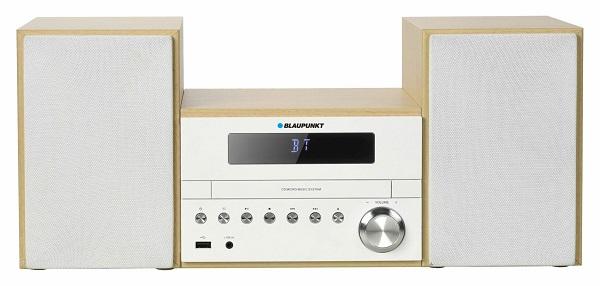 Micro systém BLAUPUNKT MS45BT FM/CD/MP3/USB/BT