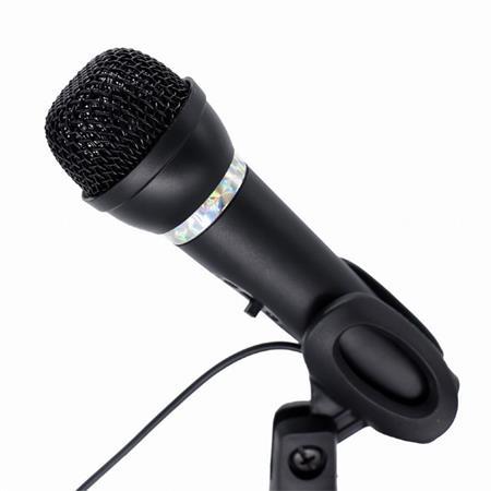 Gembird Mikrofon na stůl MIC-D-04, HQ, černý
