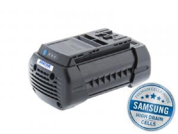 Náhradní baterie AVACOM BOSCH GSR 36 V-Li, Li-Ion 36V 5000mAh, články SAMSUNG