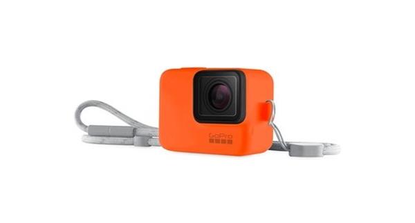 GoPro Sleeve + Lanyard for HERO7/6/5 - Orange