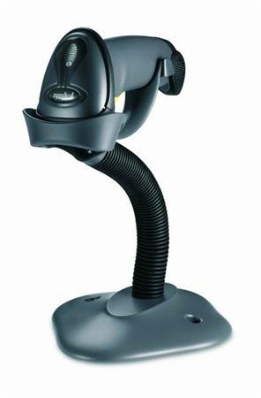 Čtečka Motorola LS2208, snímač čarového kódu, KIT, black, USB virtual KEY